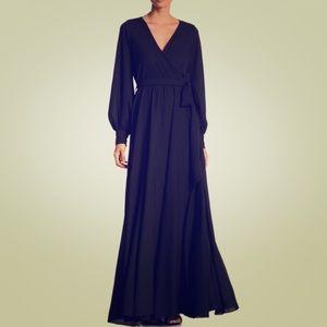 Meghan LA Lily Pad maxi dress new!